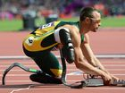 Different blade for Pistorius