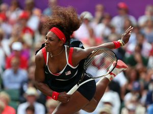 No.15 for Serena
