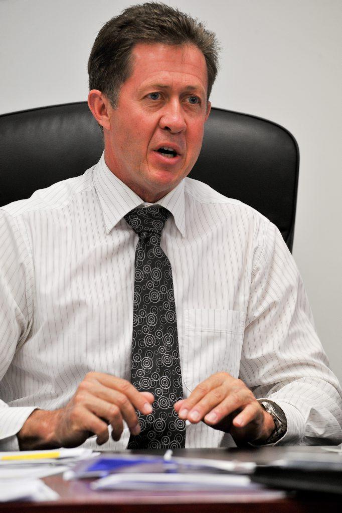 Conservative frontbencher Luke Hartsuyker