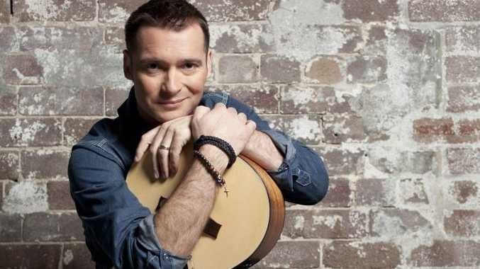 Country music star Adam Brand leads the Tamworth Country Music Festival artist line-up this year.