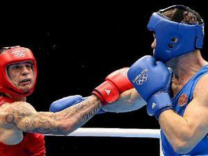 Boxer eyes turning pro