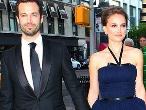 Natalie Portman ties the knot