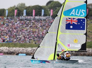 More gold awaits Australia in sailing
