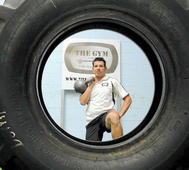 Matt Carlin from The Gym: Yamba.
