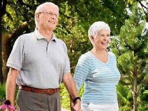 Vary exercise for fitter senior years