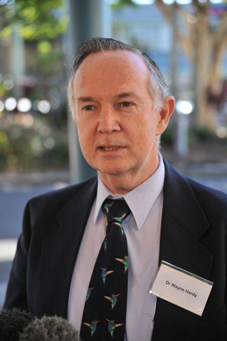 Dr Wayne Herdy