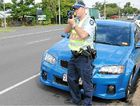 Police said they were alarmed to catch 151 speeding drivers between Friday and Sunday.