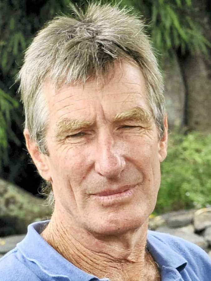 Ian Gaillard: Residents ... do not wish to have gas fields in their region