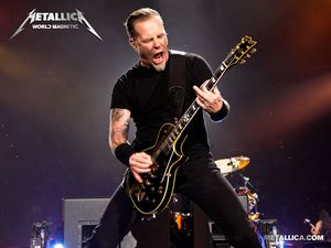 Metallica unleash videos for every song on Hardwired