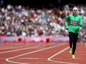 Saudi athlete creates history