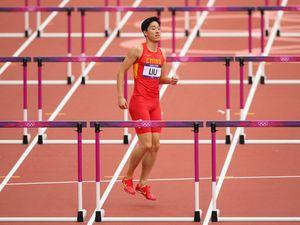 Liu shows true Olympic spirit
