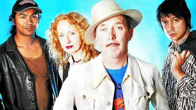 TOO HIP, BABY? Dave Graney and the MistLY.