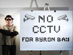 Simon says no to CCTV in Byron