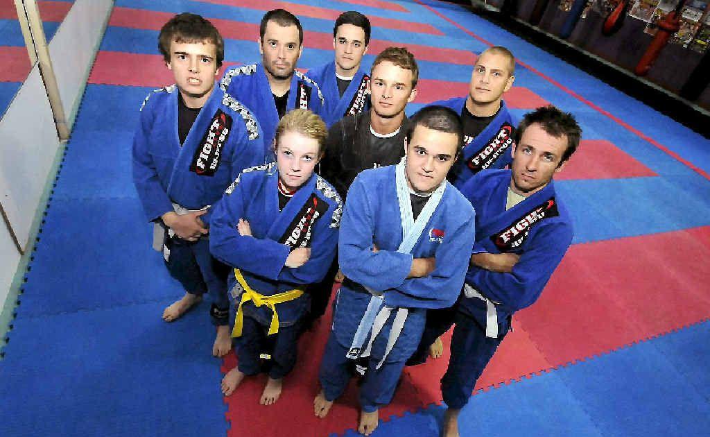 Martial arts kicks on | Big Rigs