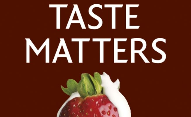 Author covers food and nutrition issues in 'Taste Matters'.