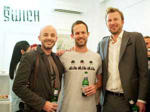 QT Photographer's Ipswich Exhibition is sky high