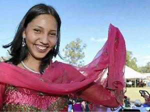 Nationalities unite at festival