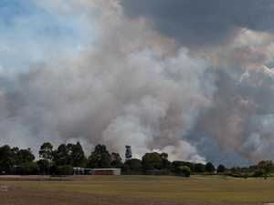 Smoke warning issued after burn-off planned