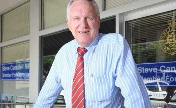 MP Rick Colless