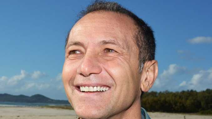 Byron Shire Council election candidate Sol Ibrahim. Photo Contributed