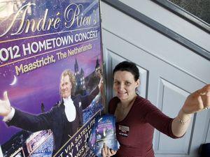 Concert given digital treatment