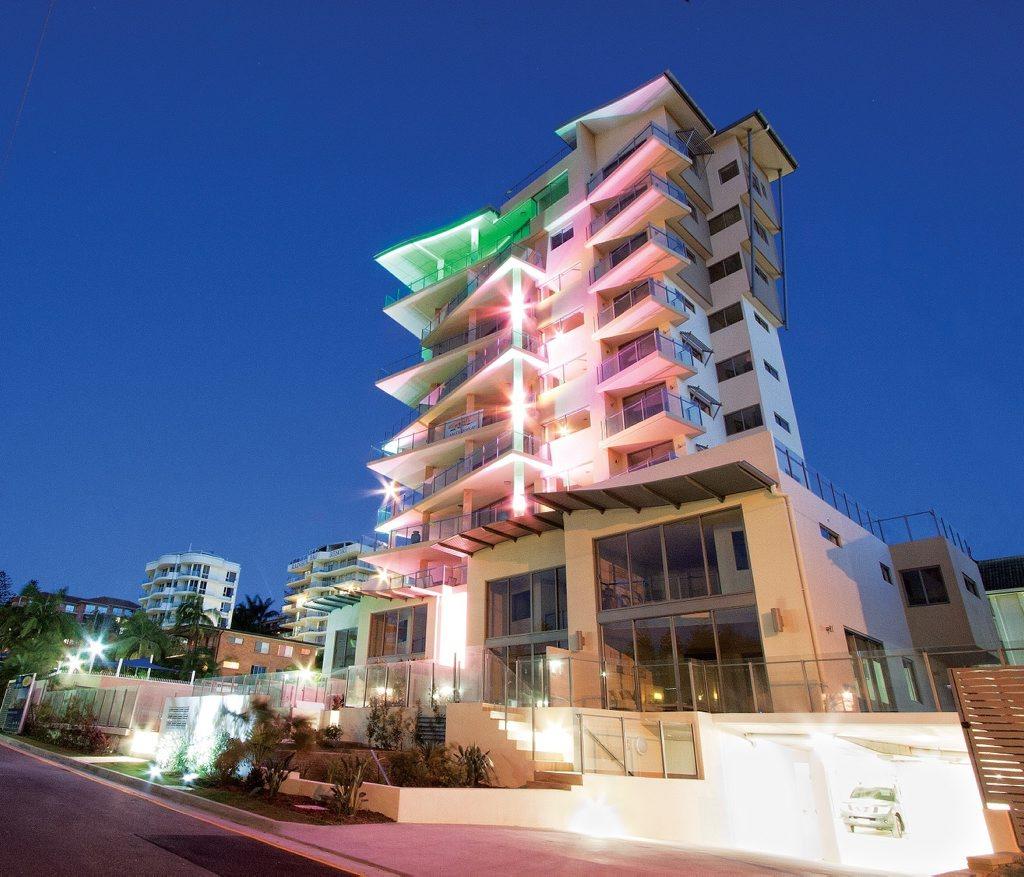 The award-winning Maili development in Rainbow Bay.