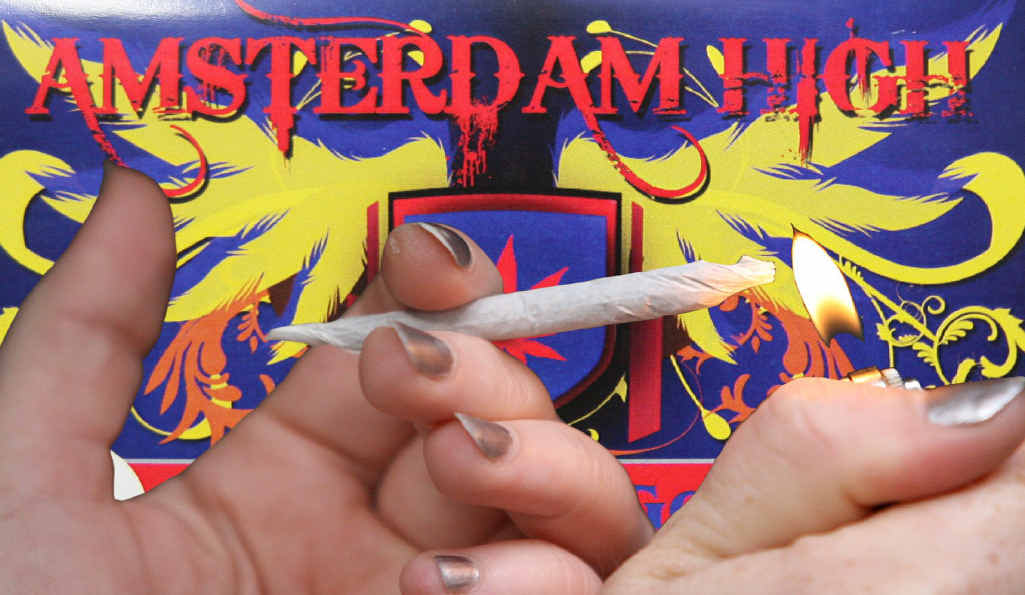 Products like Amsterdam High are among the brands of synthetic cannabis to be pulled from retailers' shelves.