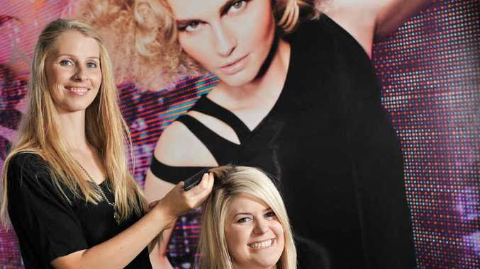 Redken hair stylists Sarah Humphries and Lonnie Stevens will head off to the Mercedes Benz Fashion Festival in Sydney.