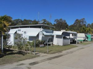 Caravan park sale makes no cents