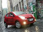 The Suzuki Alto comes with stability control and anti-lock brakes at a bargain price.