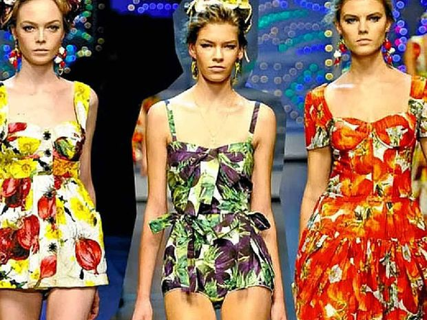 Floral is one of the hottest looks for Spring/Summer 2012-2013.
