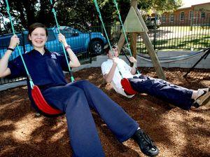 Mur'bah High gets new playground