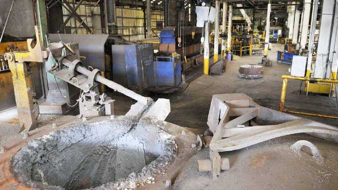 Tonnes of abandoned machinery and Toowoomba Foundry tools are set to go to the highest bidder.