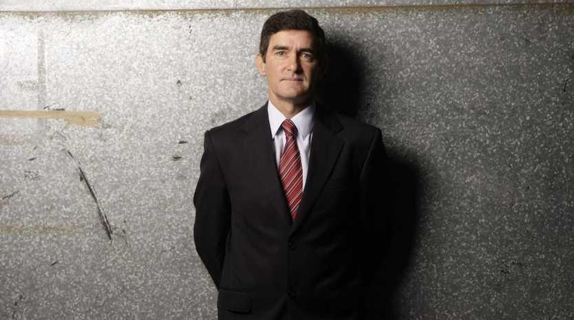 Nicklin MP Peter Wellington