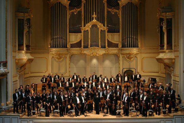 The Hamburg Philharmonic Orchestra