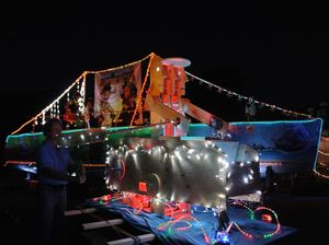 Shed some light on protecting oceans at Illumination Parade