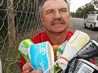 Anti-litter campaigner Joe Jurisevic