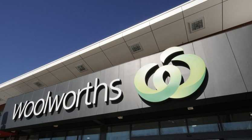 Woolworths has distanced itself from an online scam offering people shopping vouchers for their personal information.