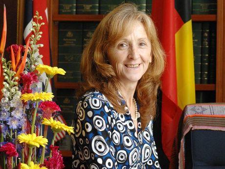 Page MP Janelle Saffin.