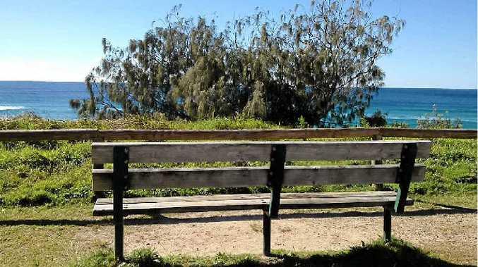 THE view at Sunshine Beach.