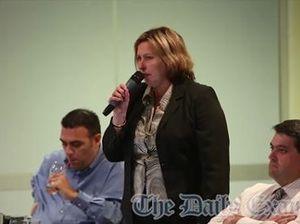 Margaret McKenna meet the candidates