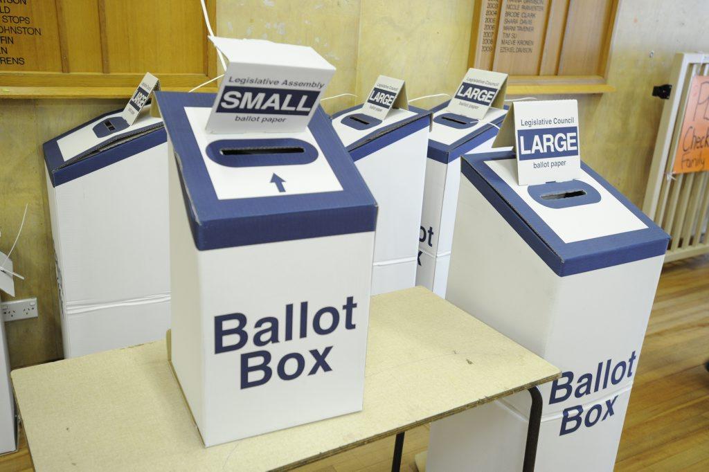 The recount has begun in Fairfax.