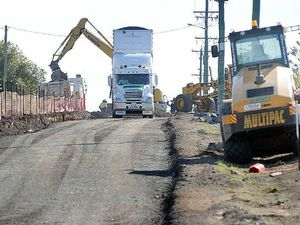 Bay road to be stronger and wider after $1.7 million upgrade