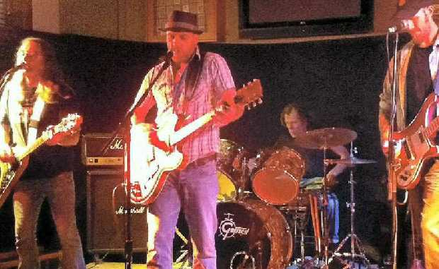Bender release the fires of rock in their new self-titled EP at the Lismore Bowlo.