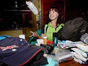 Karen raises a mountain of funds