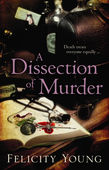 A Dissection of Murder is an enjoyable, set in a fascinating period.