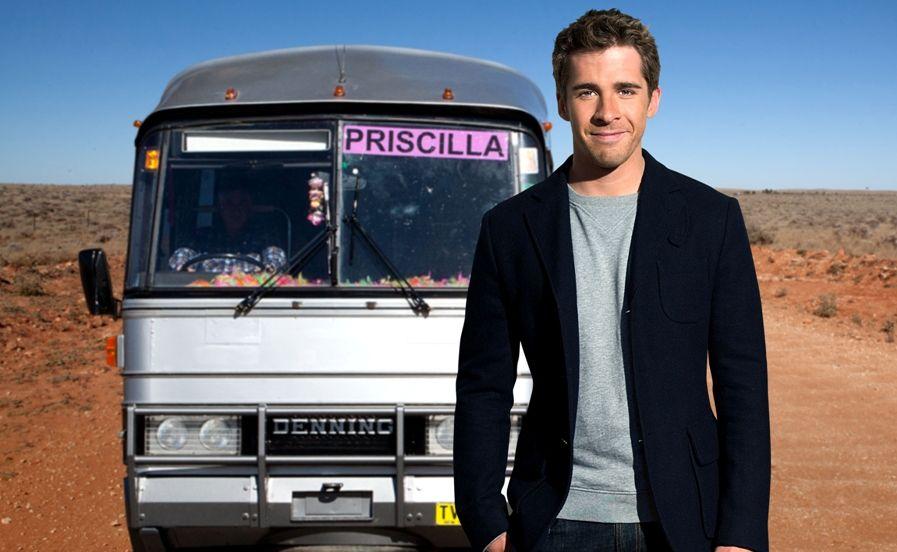 Hugh Sheridan hosts the TV series I Will Survive: Priscilla.