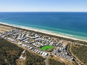 Developers building beachside dream