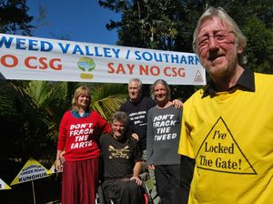 Mayor unites CSG-free communities