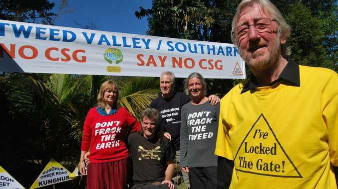 Several communities in the Tweed are proclaiming themselves CSG-free.